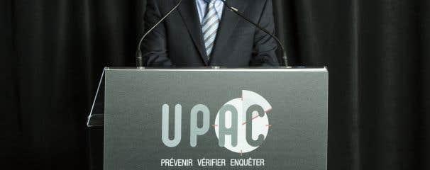 Arrestations de l'UPAC: les accusés