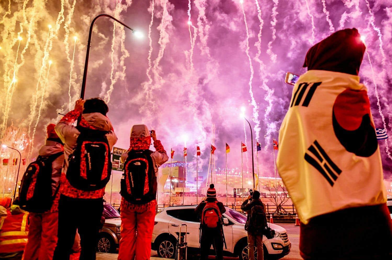 Place aux Jeux de Pyeongchang 2018