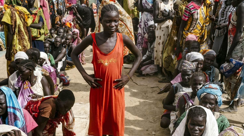 Au cœur de la famine au Soudan du Sud
