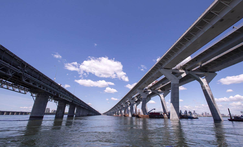Ils ont bâti le pont Samuel-De Champlain