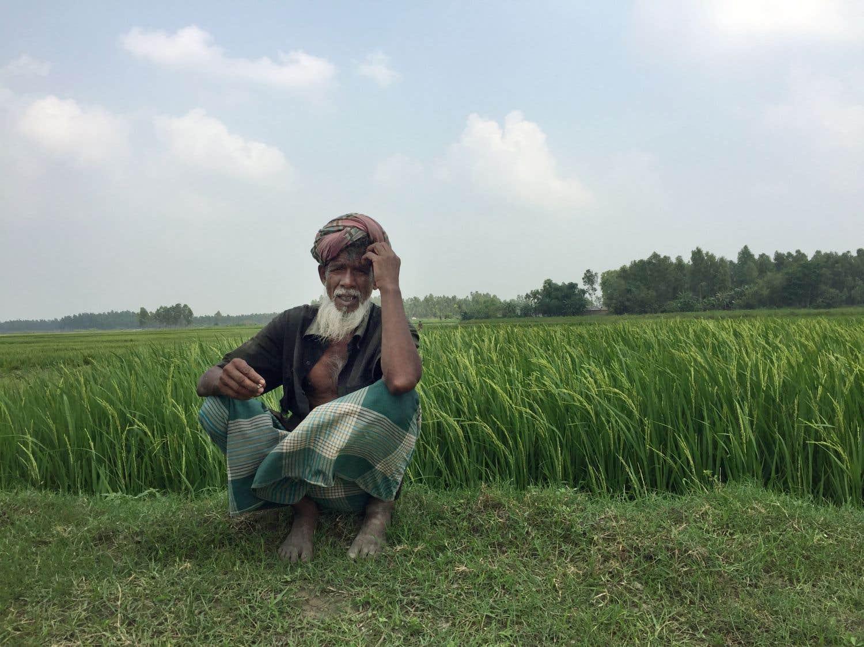 Dompter les eaux au Bangladesh