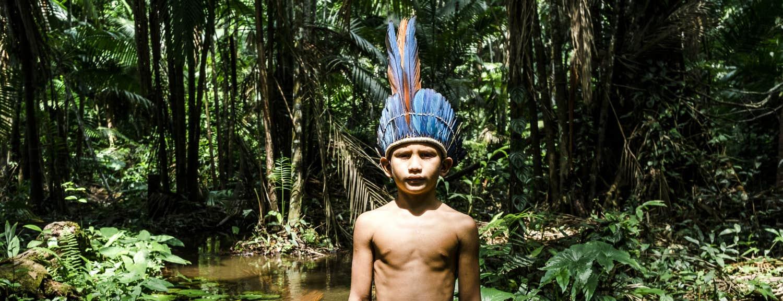 La résistance indigène en Amazonie
