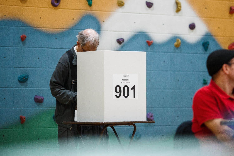 Les municipalités aux urnes