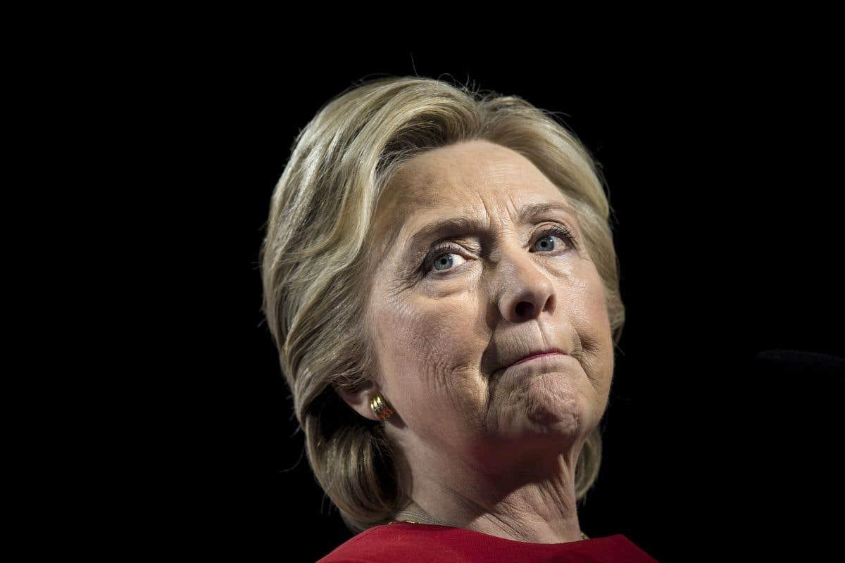 La sortie du jour: Hillary