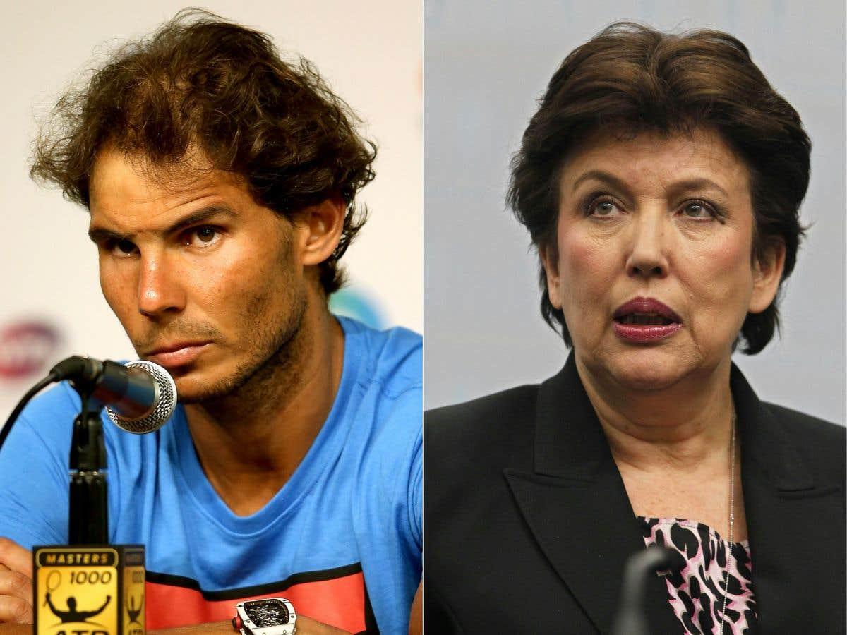 Le procès du jour: Nadal