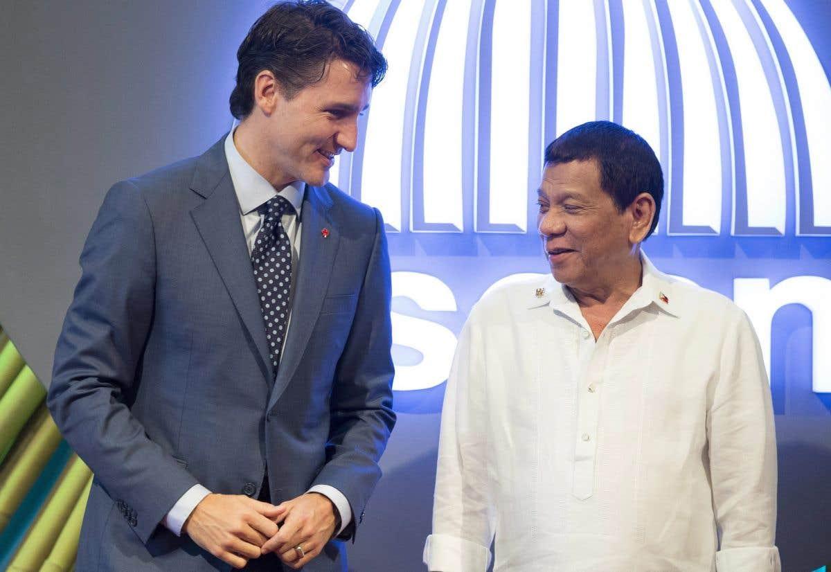 Le rendez-vous du jour: Manille