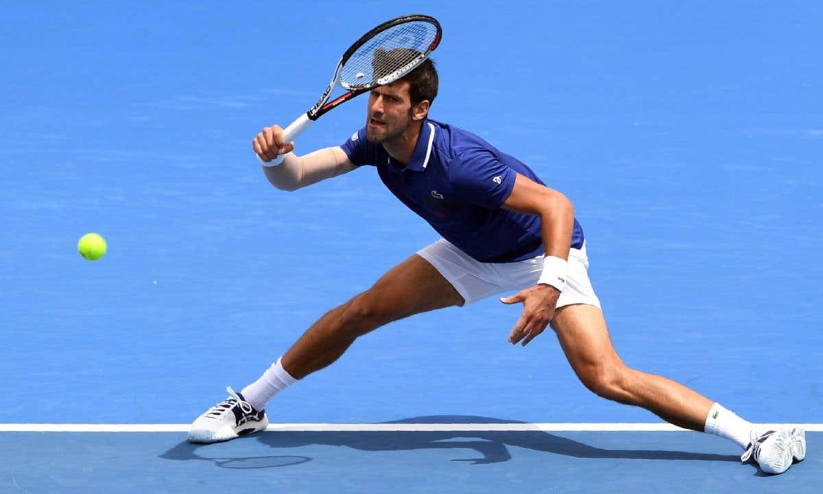 L'heure du tennis