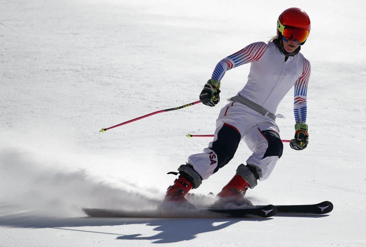 Place aux skieuses