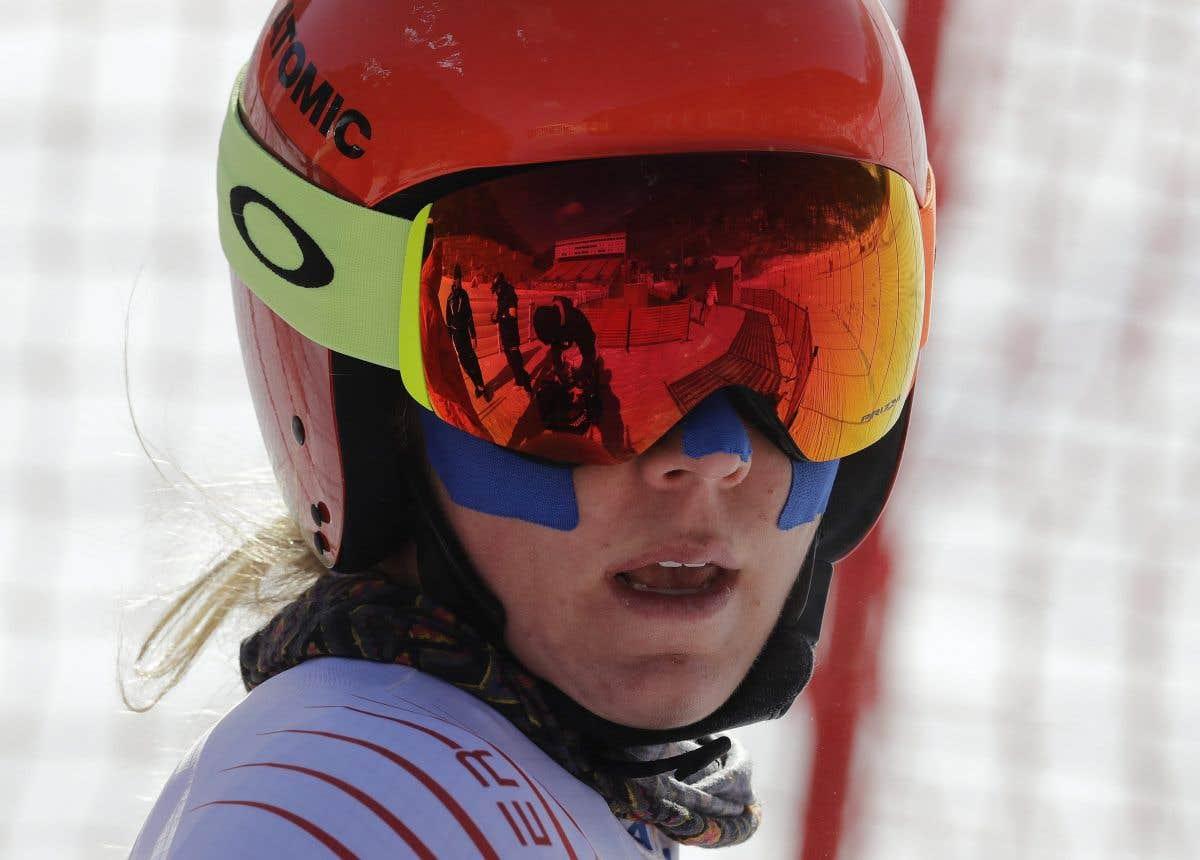 La virtuose du ski