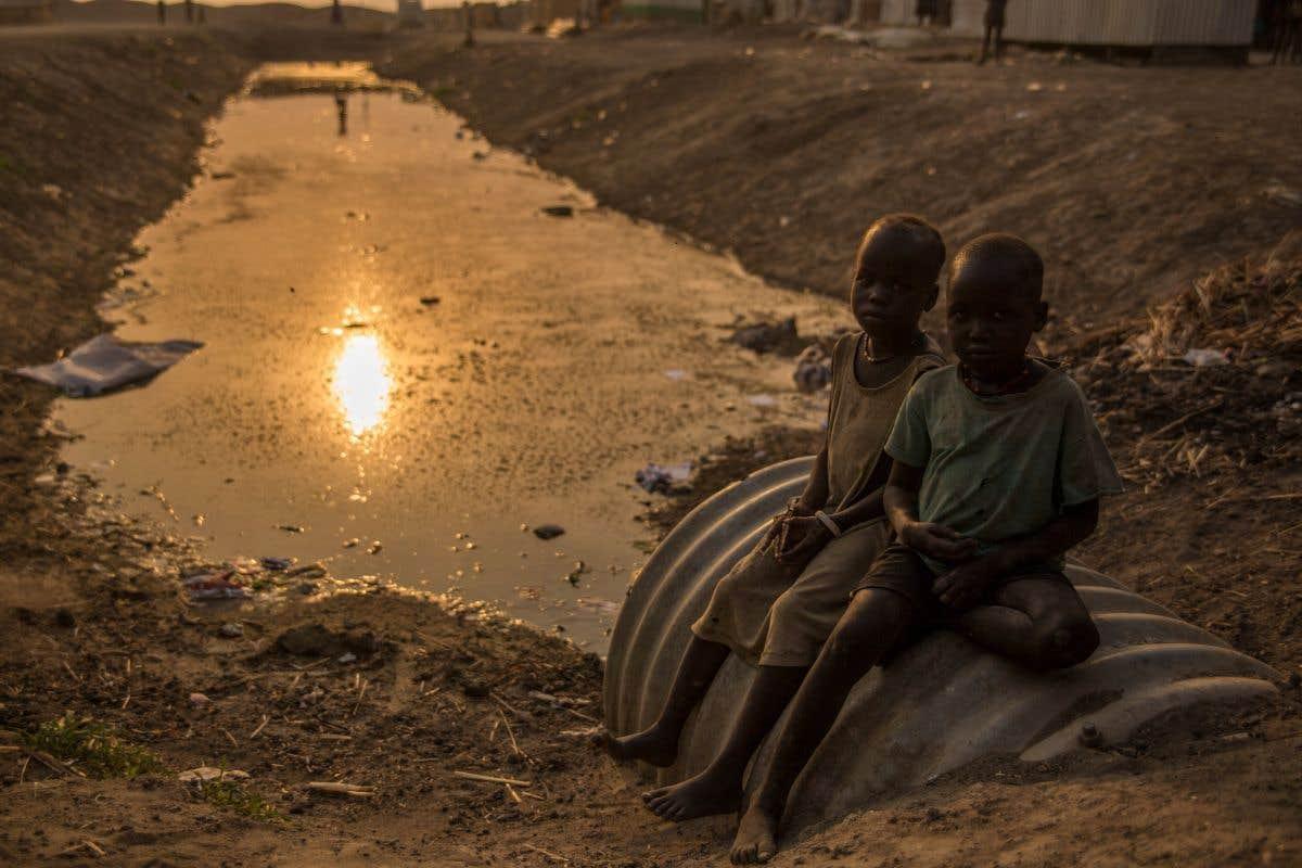 Le jour de la Journée de l'eau