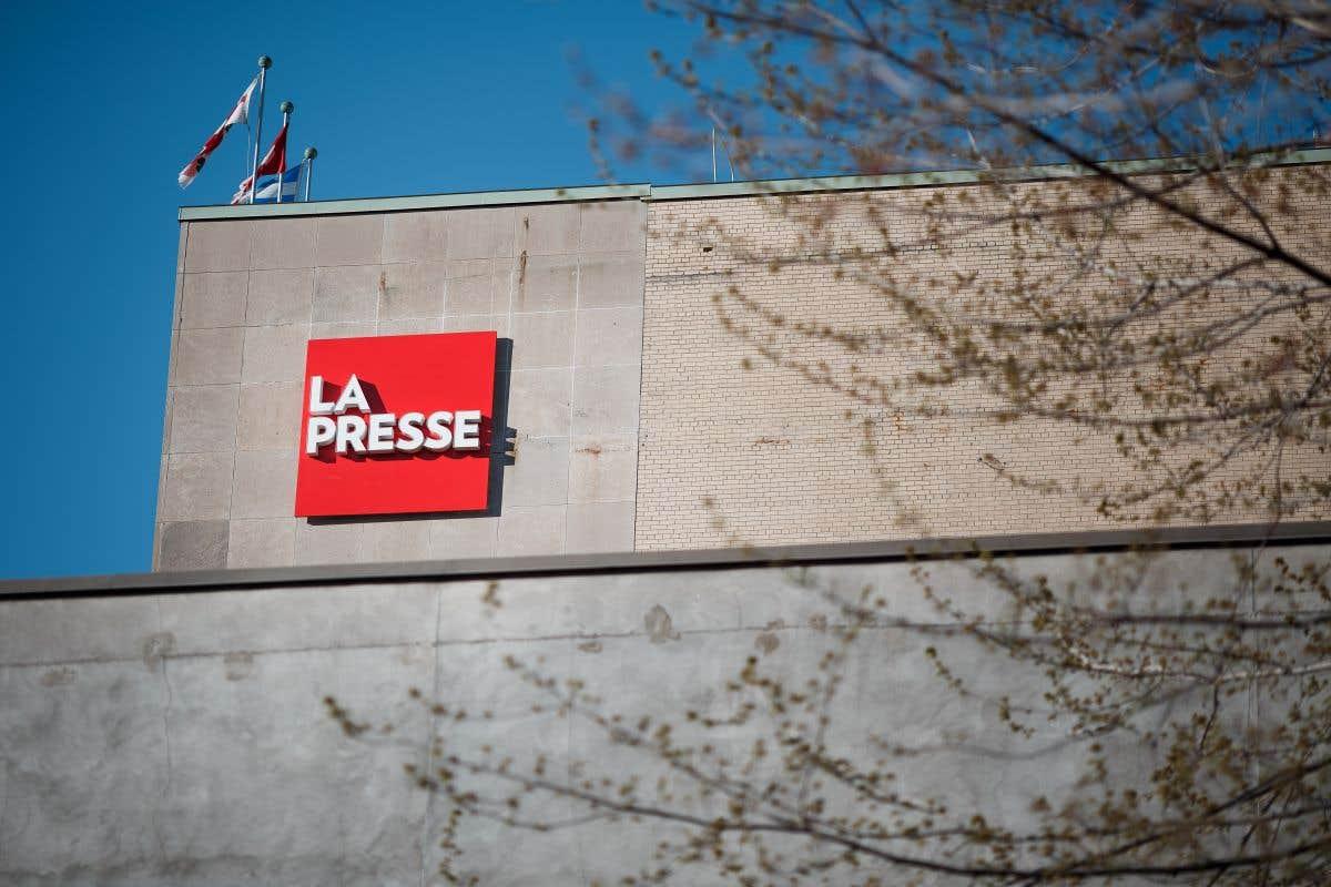 La Presse + sous pression