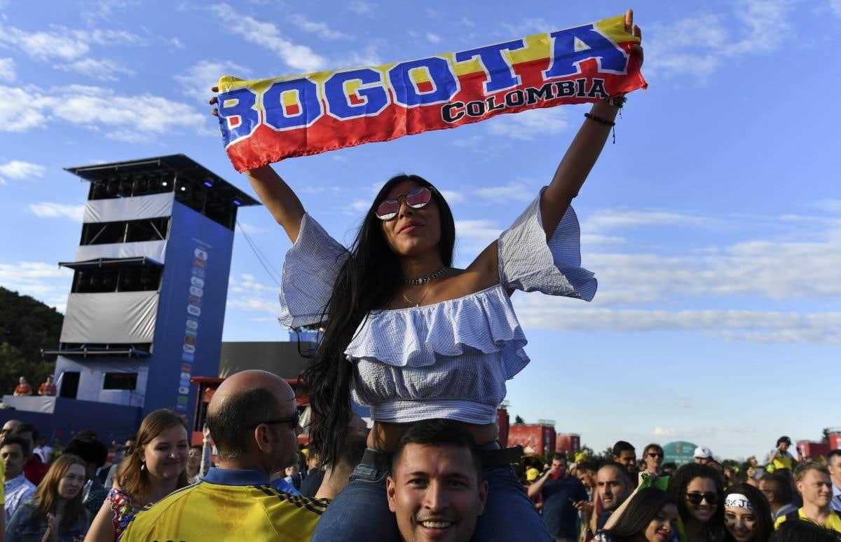 Colombie-Angleterre (mardi 14 h)