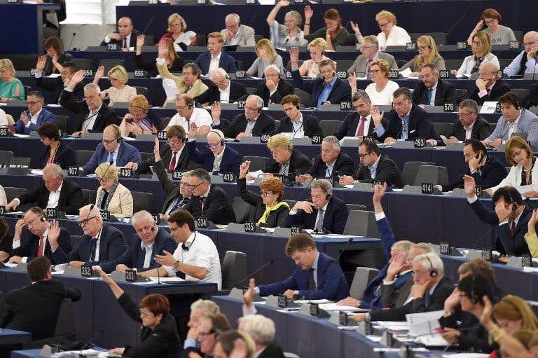 L'Europe et le droit d'auteur