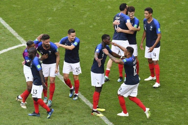En Coupe du monde