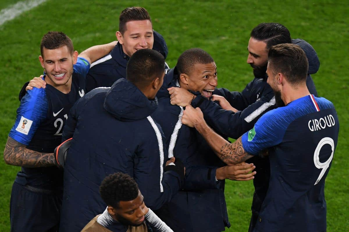 France-Uruguay (vendredi, 10 h)