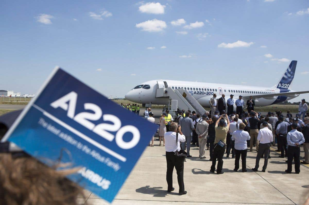 L'A220 en quête d'altitude