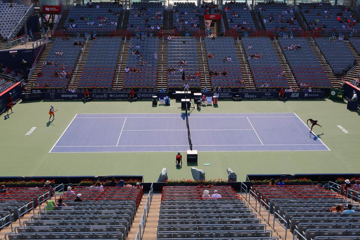 Tennis à Montréal