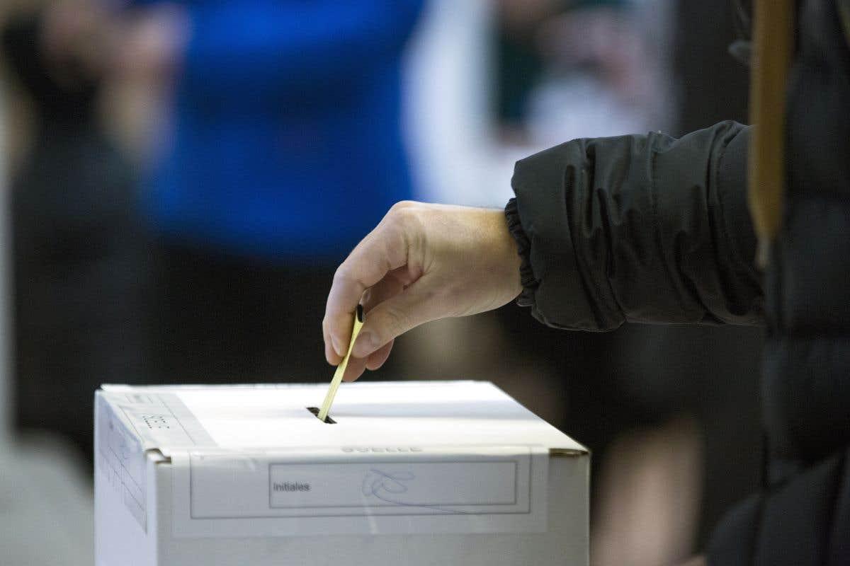Semaine d'élections