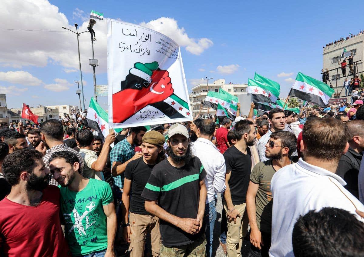 Élections locales en Syrie