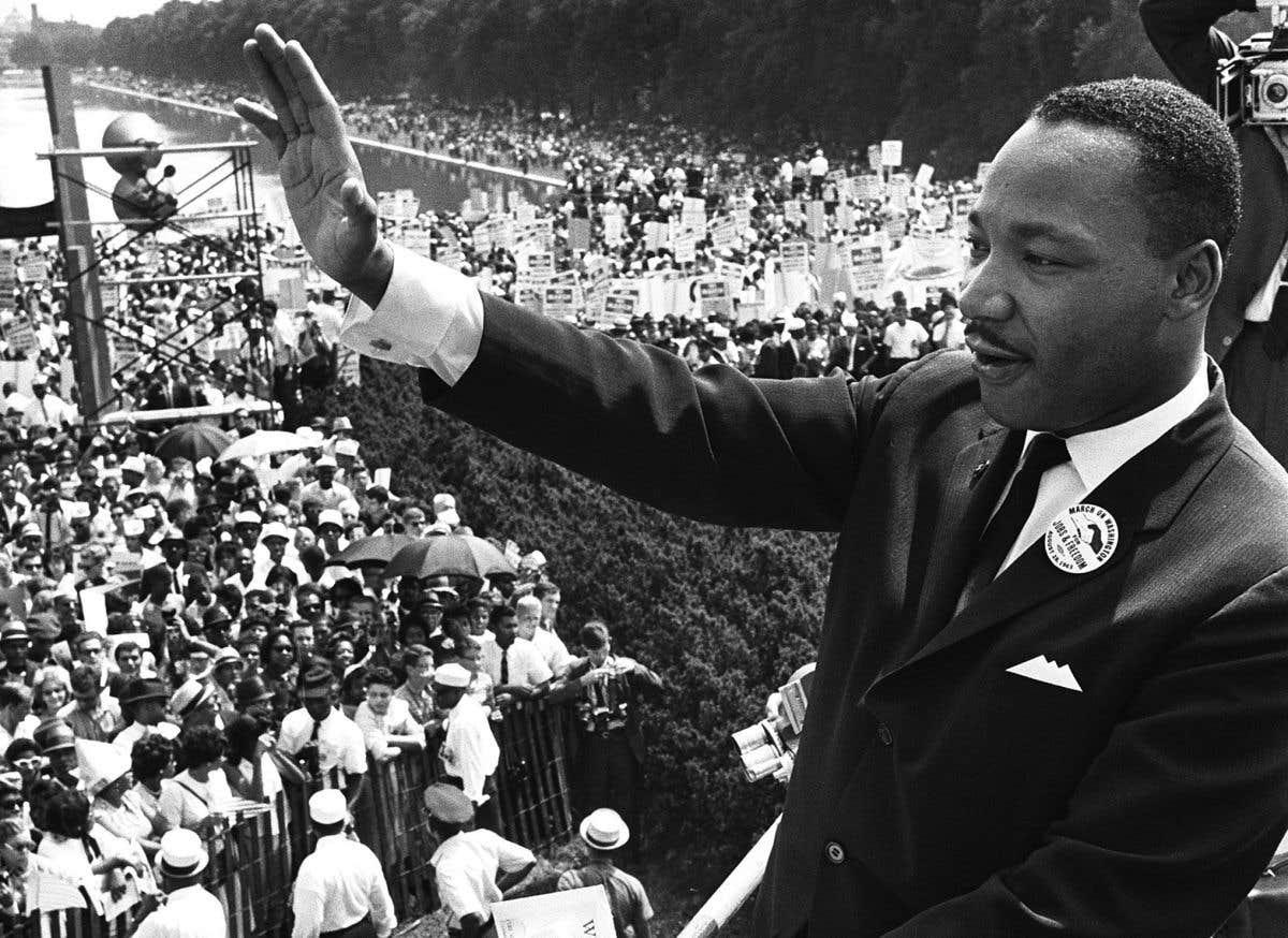 Dans le rétroviseur: Martin Luther King