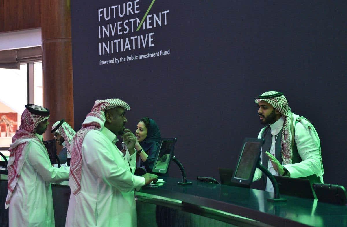 La conférence du jour: Riyad