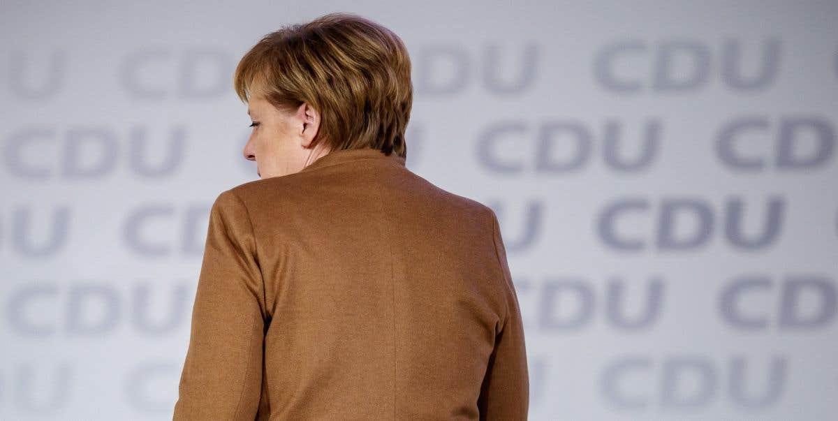 Merkel à Hambourg