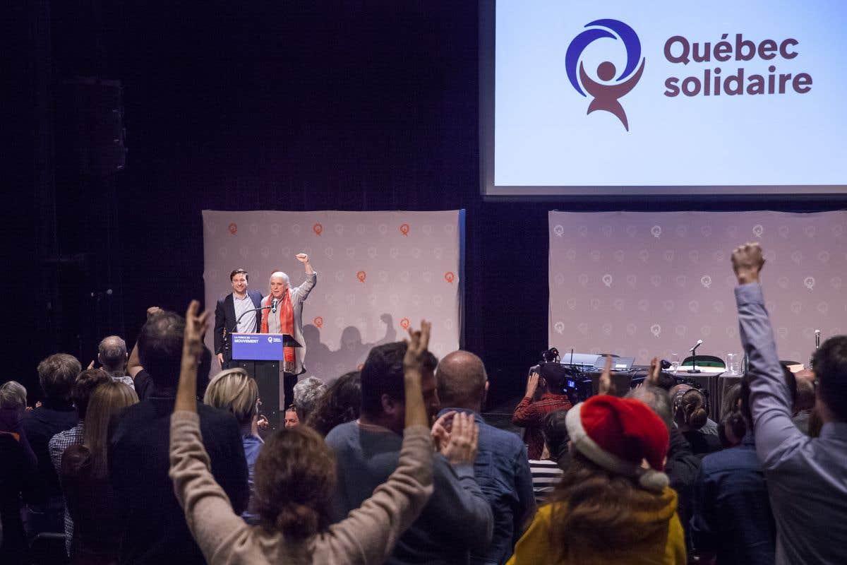 Québec solidaire en congrès
