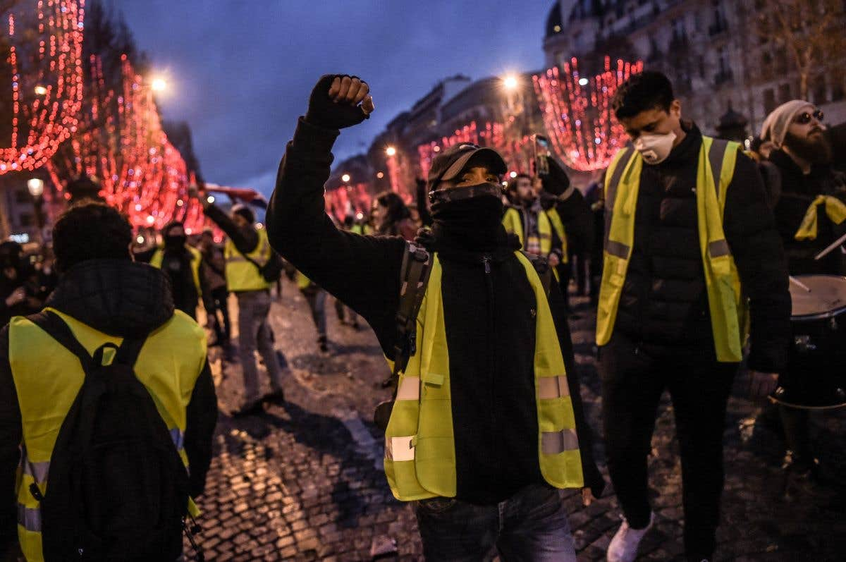 Autre week-end de mobilisation en France