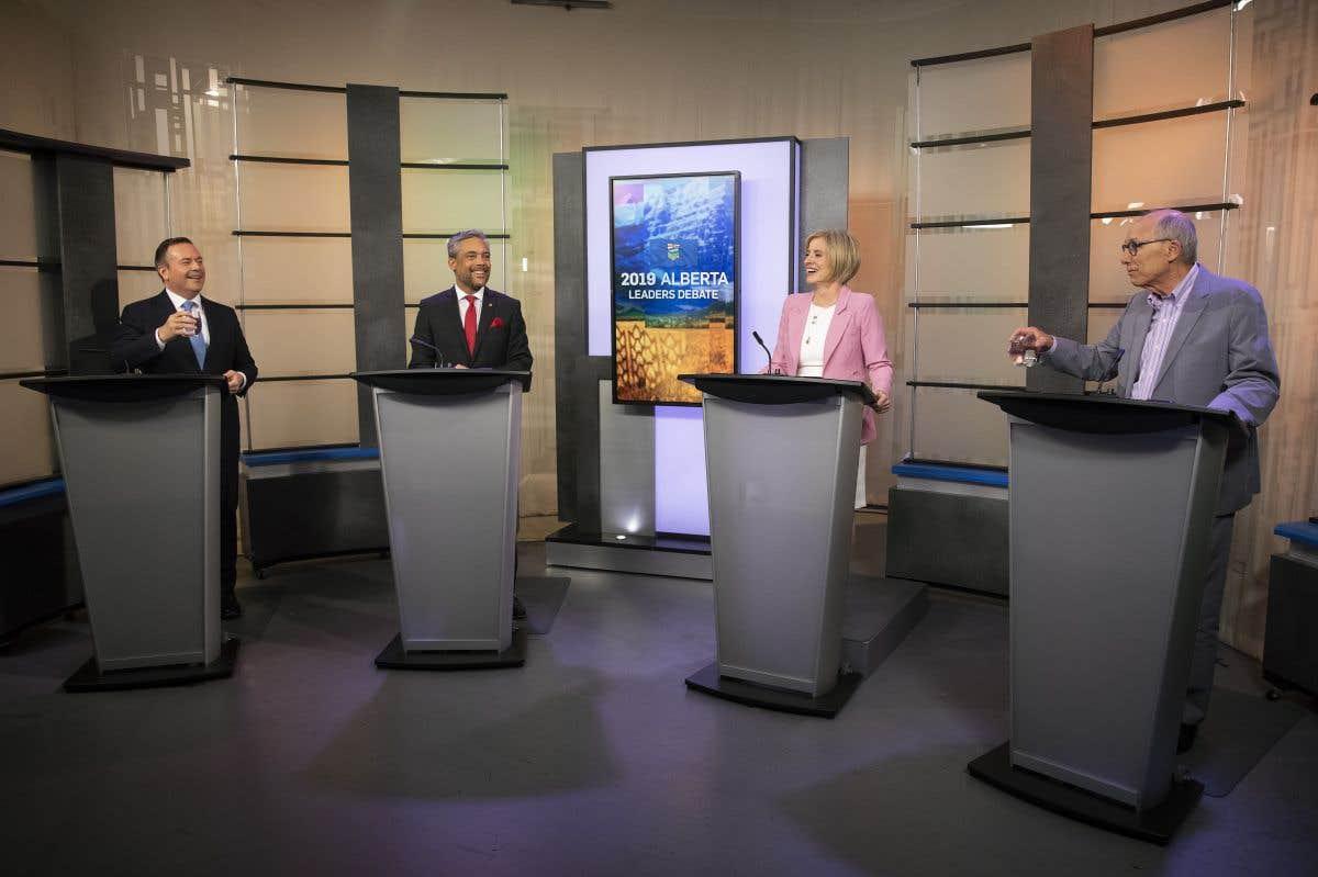 Élection en Alberta
