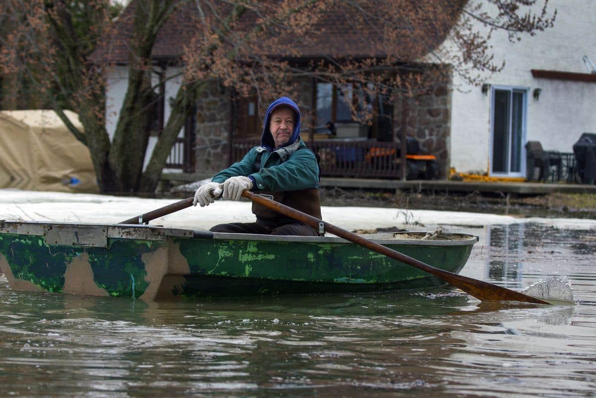 Inondations sous surveillance