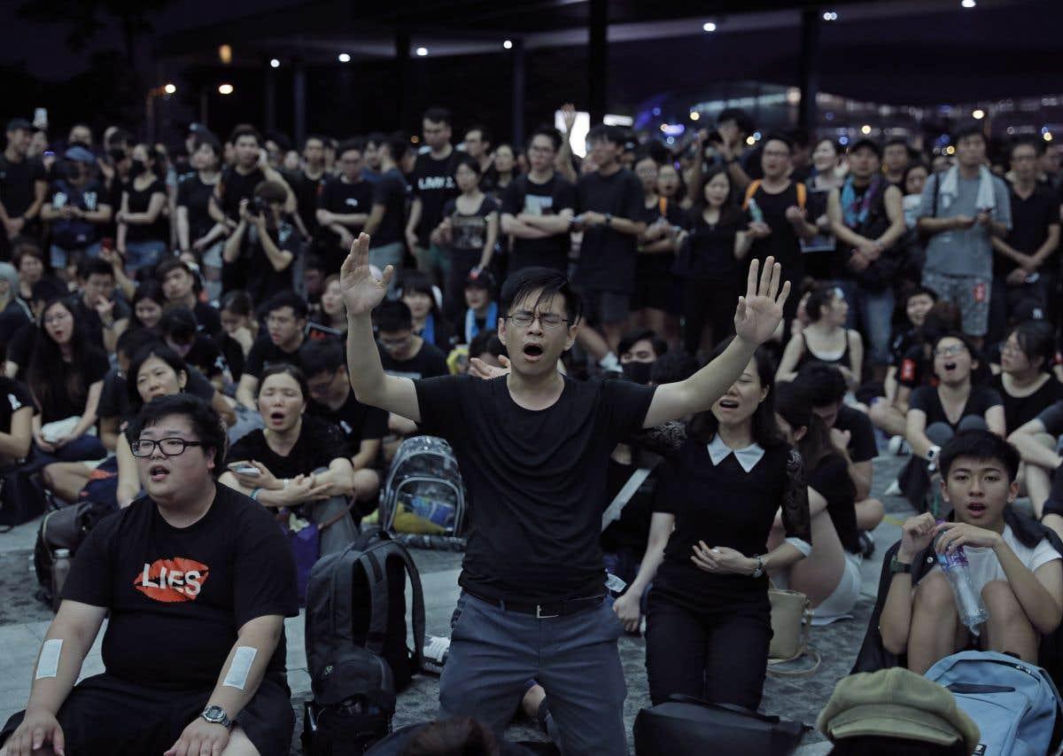La colère des Hongkongais entendue… partiellement