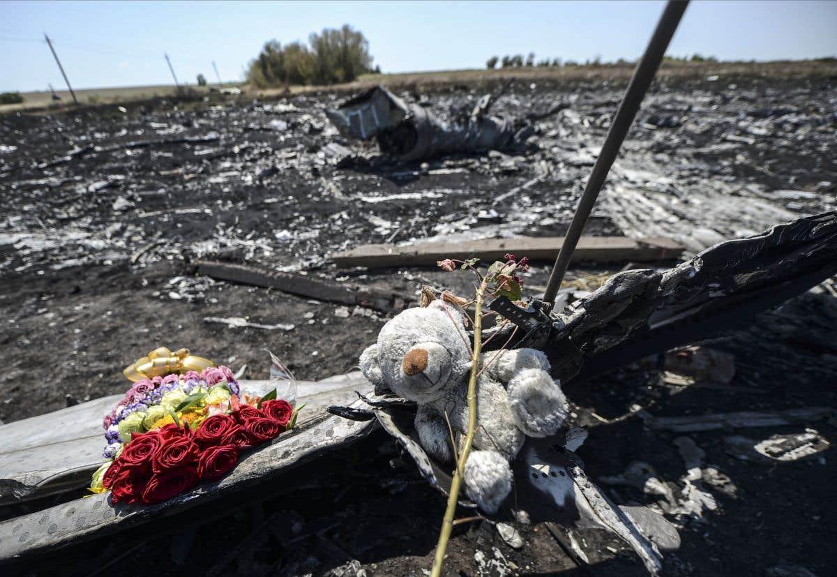 Du nouveau sur le vol MH17