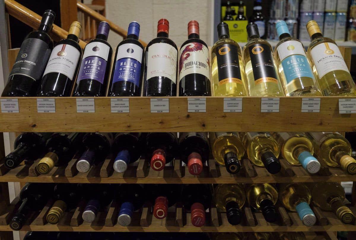 Les vins québécois devant l'OMC