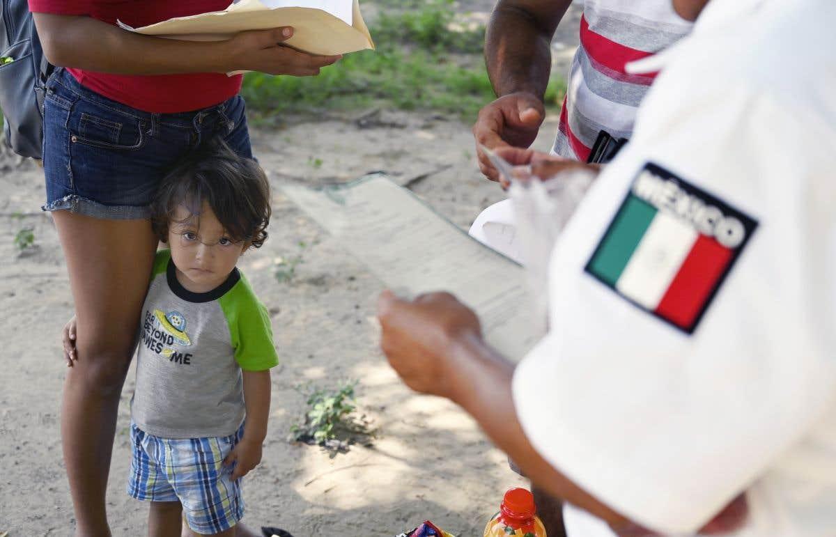 Premier bilan de la politique migratoire au Mexique