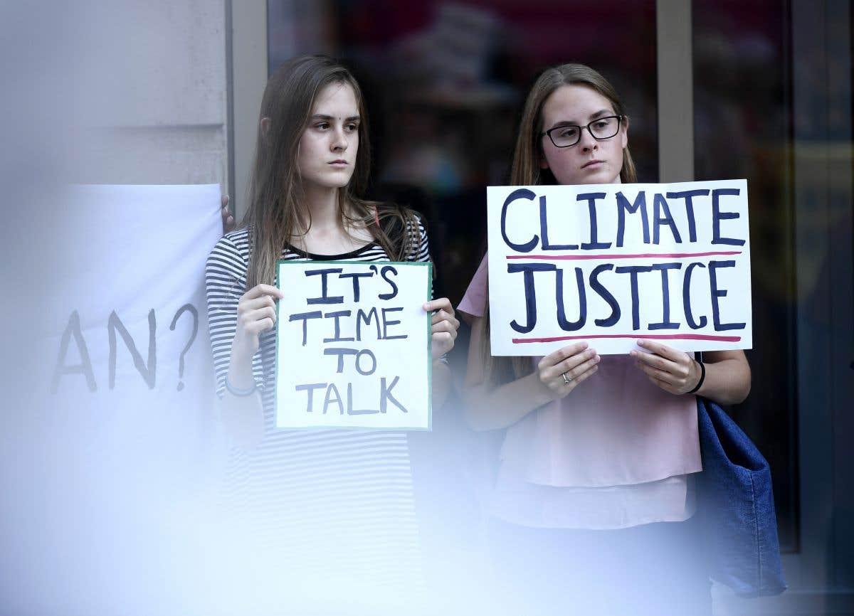 Nouvelles manifestations pour le climat