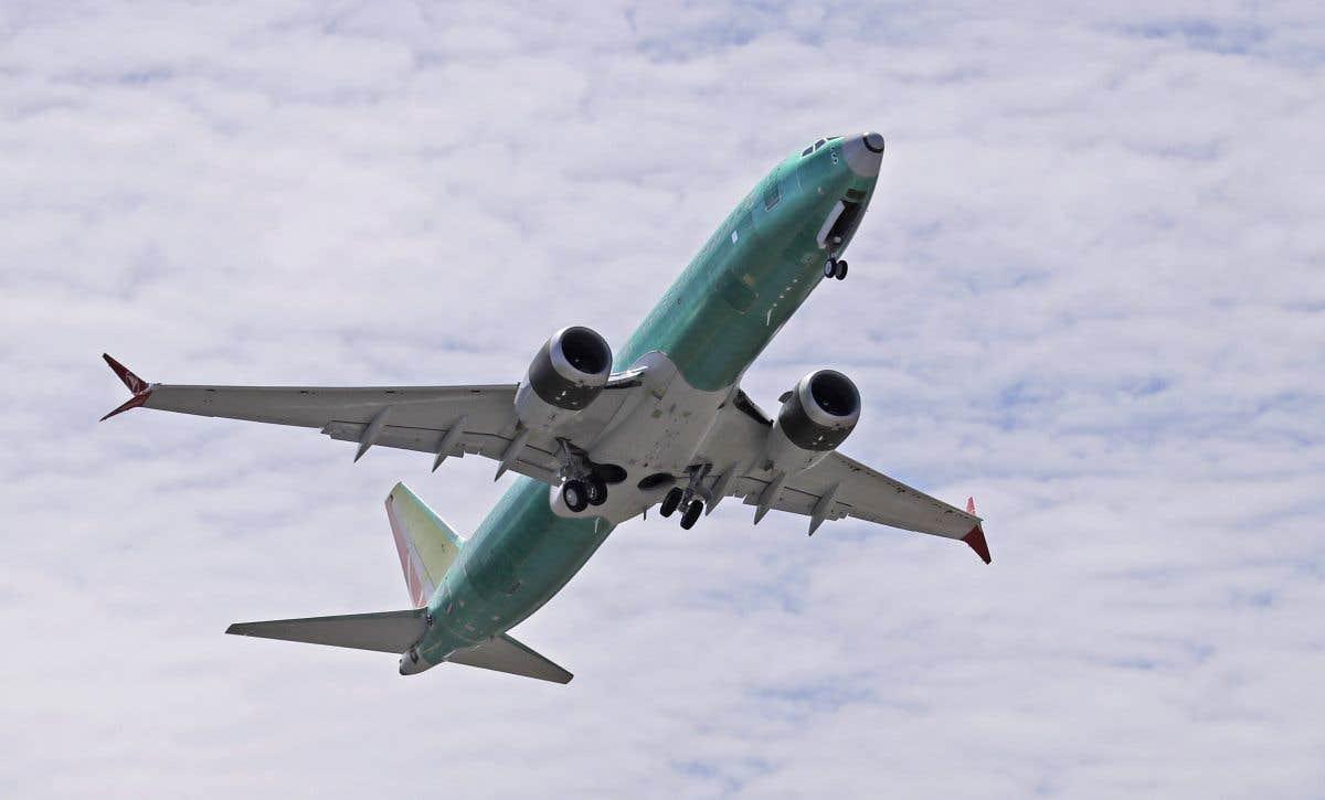 Sous les projecteurs: l'aviation internationale