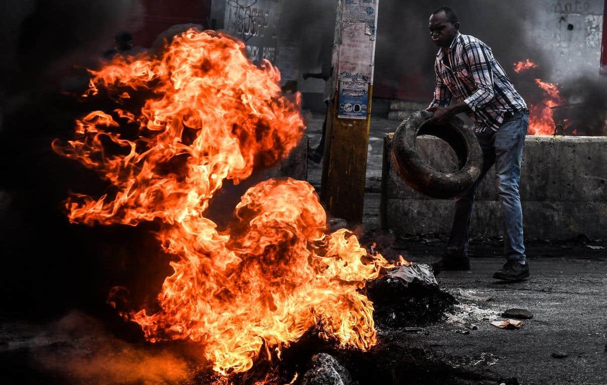 Nouvelle manifestation en Haïti