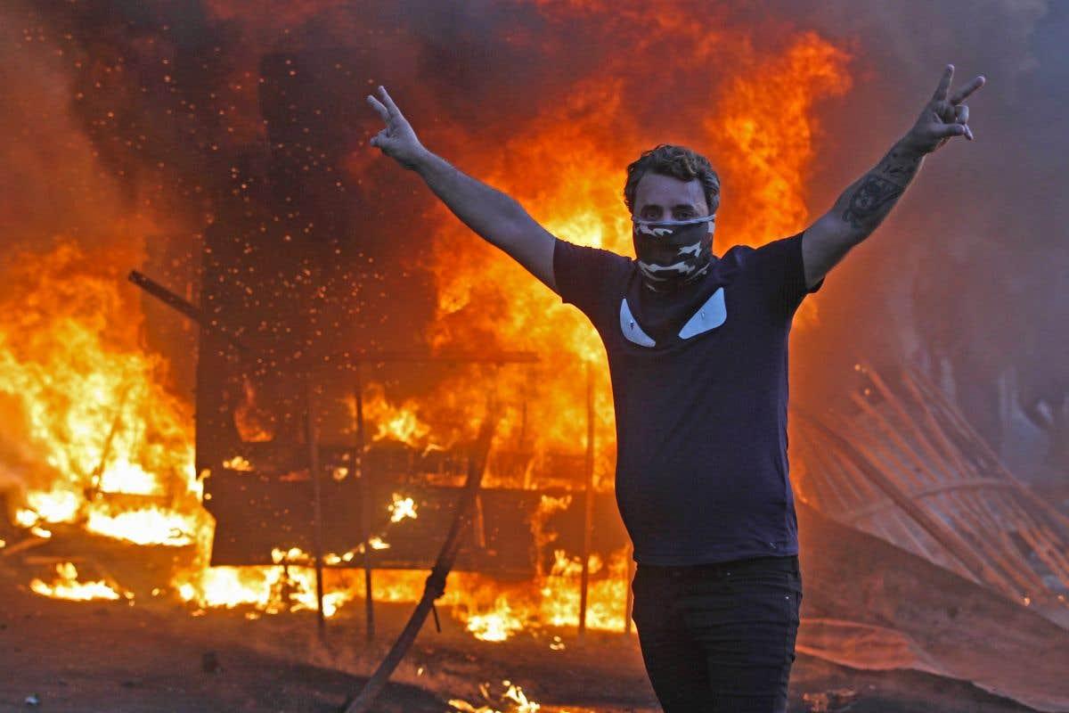 Journée sous tension (bis) en Irak