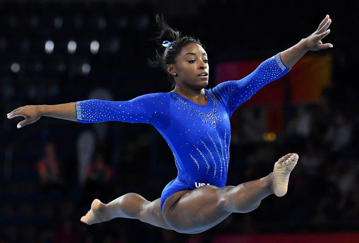 Le sport du jour: la gymnastique