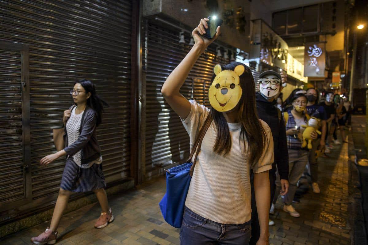 Toujours des manifestations à Hong Kong