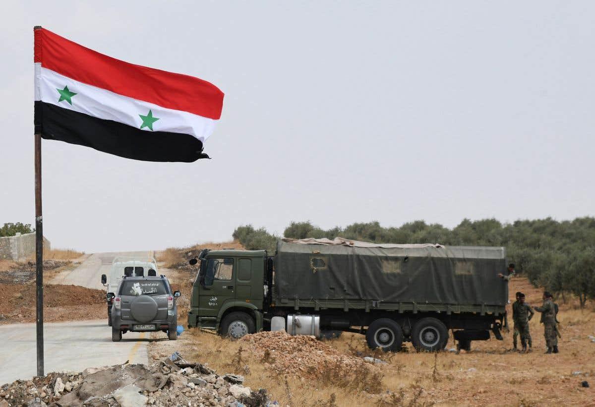 Sous les projecteurs: la Syrie