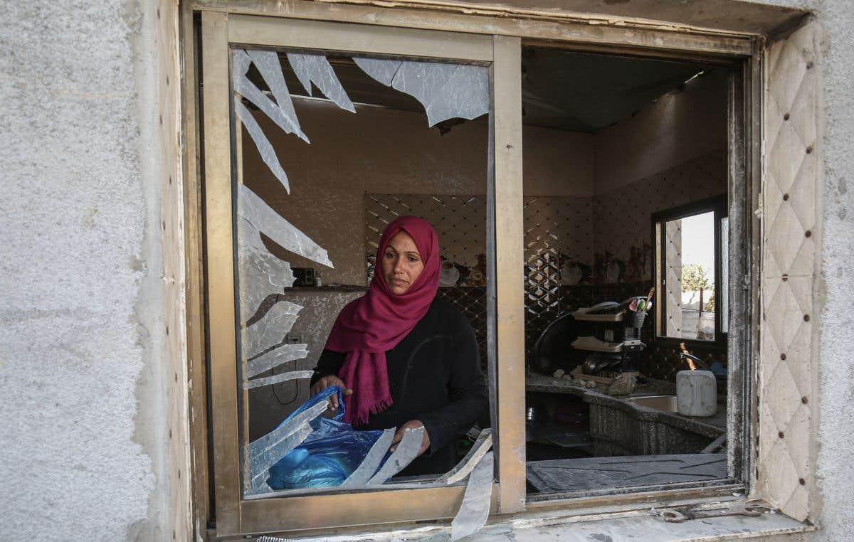 Un oeil sur Gaza