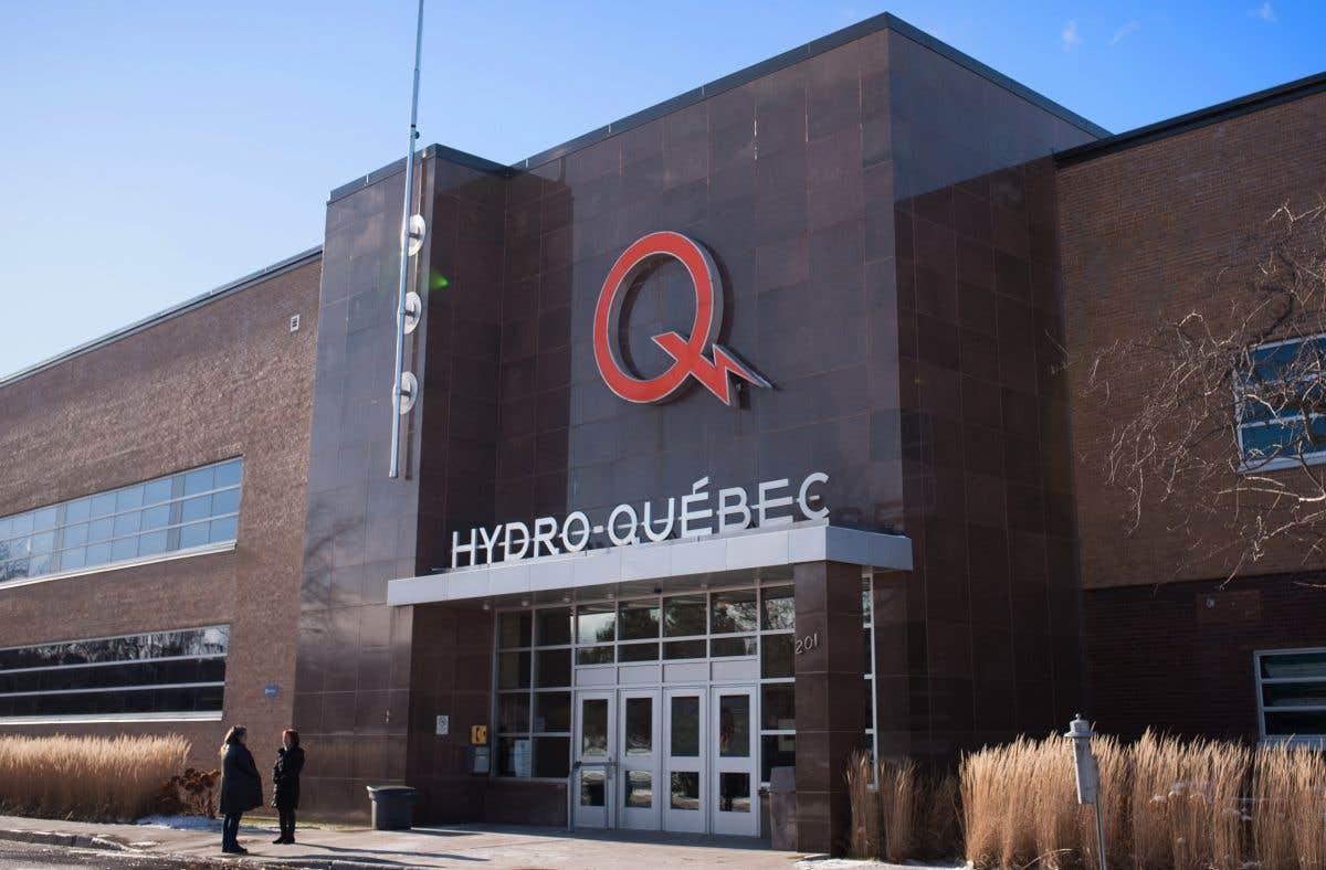 Sous les projecteurs: Hydro-Québec
