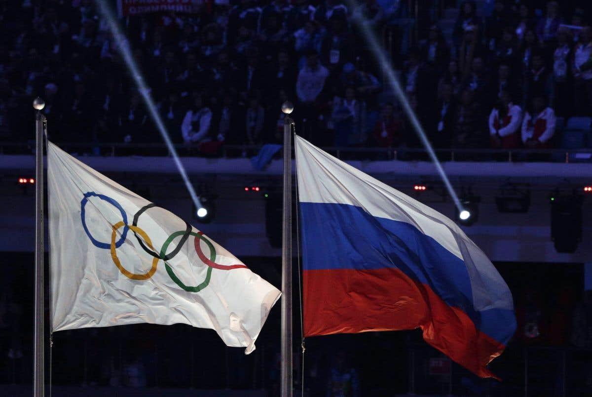 Sous les projecteurs: la Russie aux JO