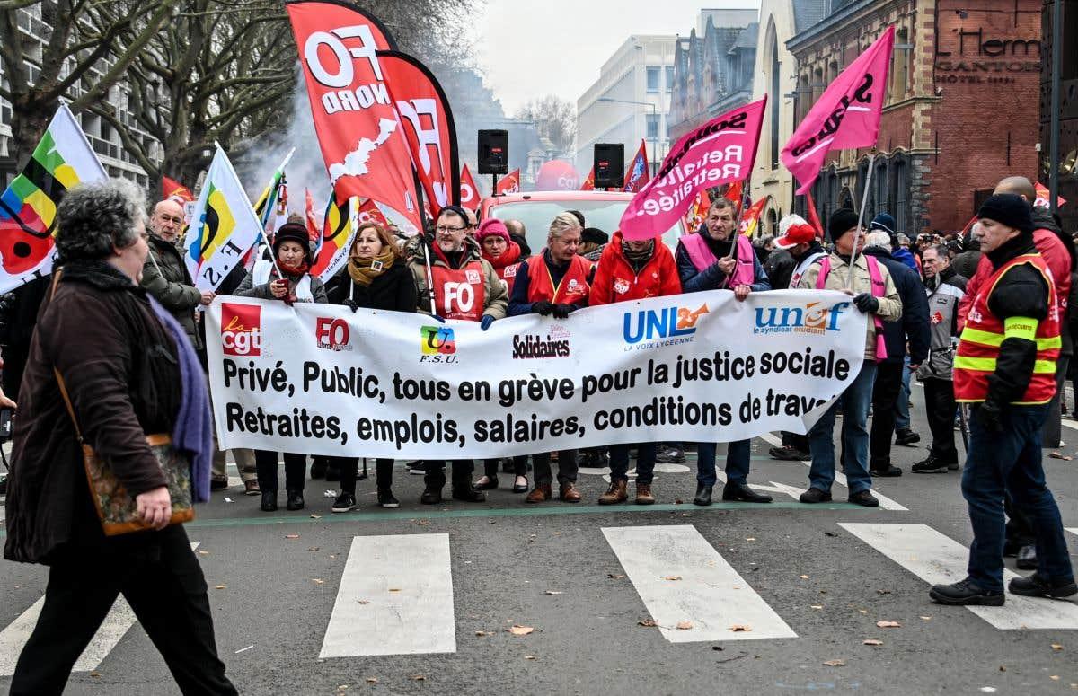 Sous les projecteurs: la France