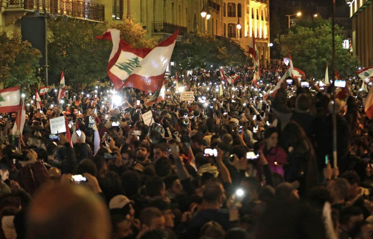 Sous les projecteurs: le Liban