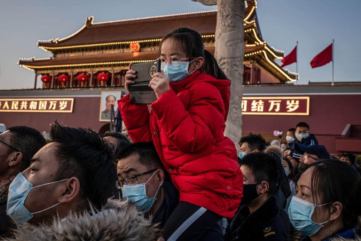 Un Nouvel An chinois gaché par le coronavirus de Wuhan