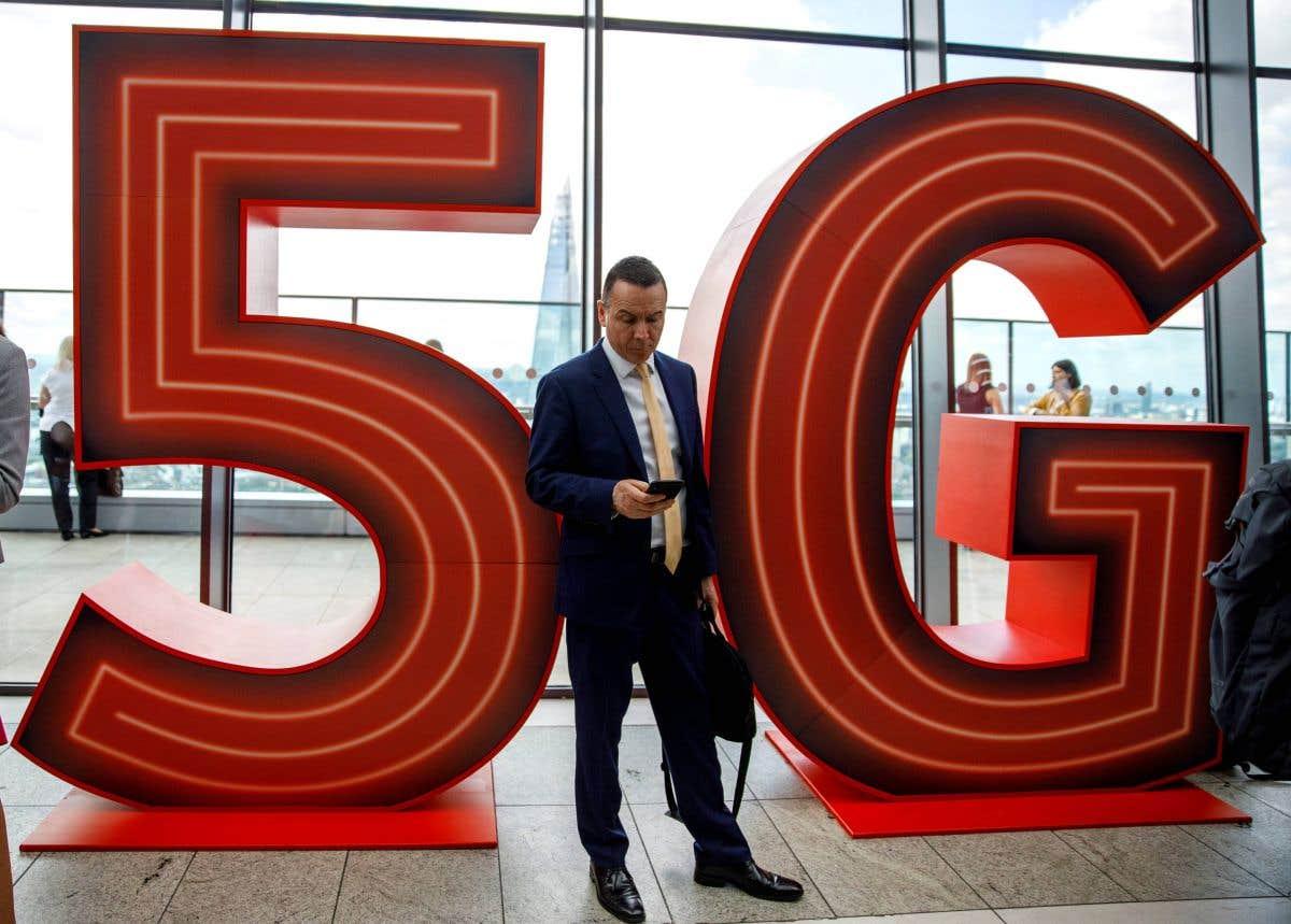 Londres choisit son fournisseur de technologie?5G