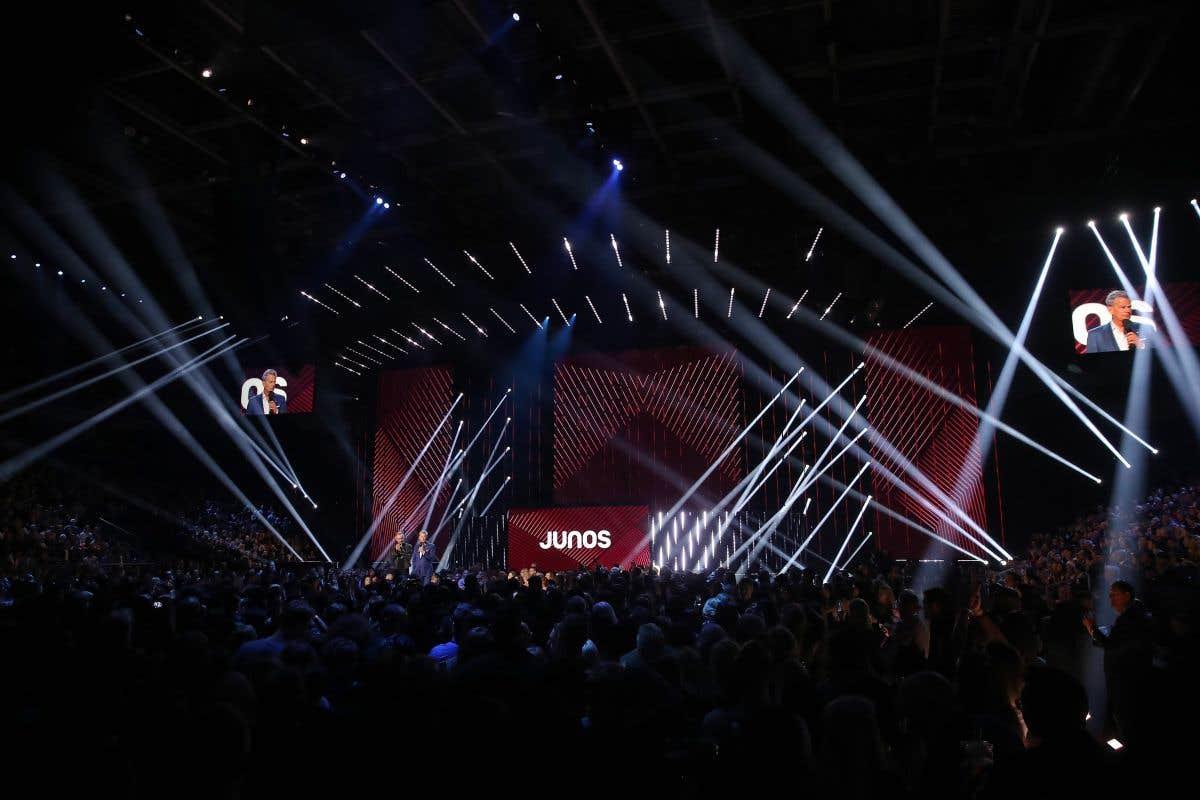 Les finalistes aux prochains prix Juno