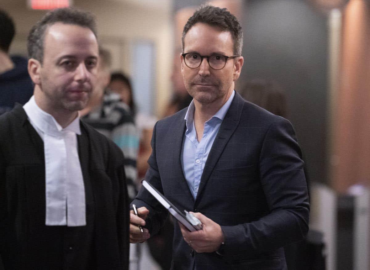 Le procès d'Éric Salvail se poursuit